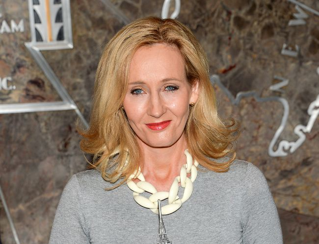 J.K. Rowling (AP file photo)