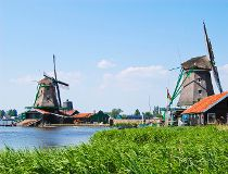 Holland's whirring windmills