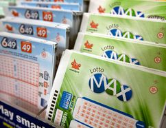 Lotto Max and Lotto 6/49 tickets. Dave Abel/Toronto Sun/Postmedia Network