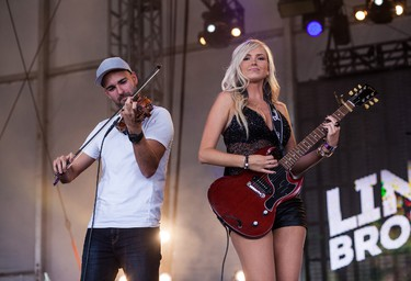 Boots and Hearts Music Festival 2016 - Day 2  Featuring: Lindsay Broughton Where: Oro Medonte, Canada When: 05 Aug 2016 Credit: Supplied by WENN.com
