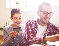 Kids may be on a break from school during the summer but they can still learn some valuable lessons about developing some good spending habits. (NEWS CANADA)