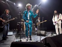 Lead singer Gord Downie and The Tragically Hip. (Jonathan Hayward/Canadian Press file photo)