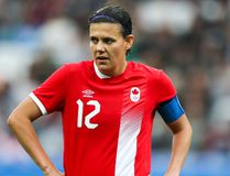 Christine Sinclair. GETTY IMAGES