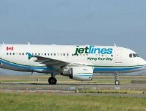 Canada Jetlines Ltd. has negotiated landing slots in both Vancouver and  Winnipeg.