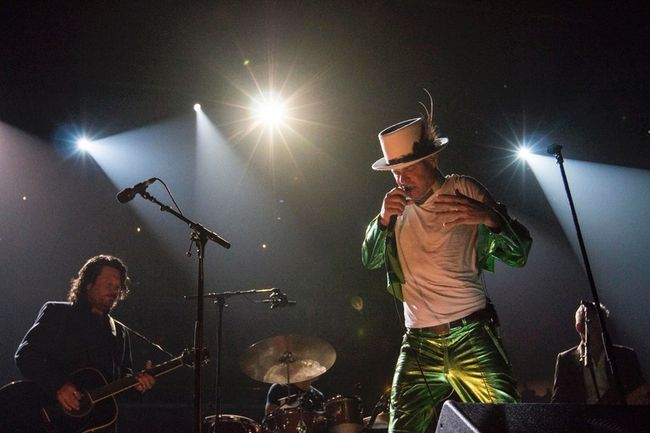 <p>The Tragically Hip performing at the Canadian Tire Centre in Ottawa on Thursday August 18, 2016. Errol McGihon/Postmedia