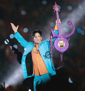 Prince. (AP Photo/Chris O'Meara, File)