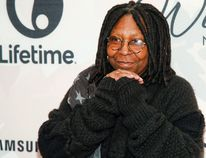 Whoopi Goldberg attends Variety's Power of Women Luncheon at Cipriani Midtown, in New York, April 24, 2015. Prime Minister Justin Trudeau's promise to legalize marijuana has grabbed the attention of many pot entrepreneurs, including Goldberg, who's eyeing Canada as a potential market for her line of cannabis-infused menstrual pain products. THE CANADIAN PRESS/AP/Photo by Andy Kropa/Invision/AP, File