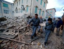 Earthquake Italy
