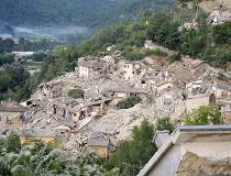 Devastating earthquake rocks central Italy_1