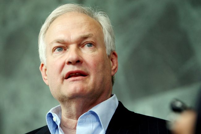 NHLPA executive director Donald Fehr sat down with The Canadian Press to discuss next month's World Cup of Hockey and other issues in the game. (Veronica Henri/Toronto Sun/Files)