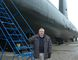 Port Burwell attraction HMCS Ojibwa has been a steady but not groundbreaking draw this summer for Elgin Military Museum and its executive director, Ian Raven, but it owes town $6million. (Postmedia file)