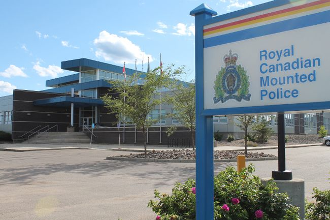 The RCMP detachment on Paquette Drive in Fort McMurray, Alta. is pictured in this file photo taken Monday, July 25, 2016. Kyle Darbyson/Fort McMurray Today/Postmedia Network.
