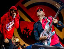 Prophets of Rage played to a wild full house at the Molson Canadian Amphitheatre in Toronto on Wednesday August 24, 2016. (Dave Thomas, Postmedia Network)