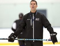 The Avalanche hired Jared Bednar as their new head coach on Thursday, Aug. 25, 2016. The 44-year-old Bednar won the AHL's Calder Cup championship as coach of the Lake Erie Monsters last season. (Chuck Crow/The Cleveland Plain Dealer via AP)