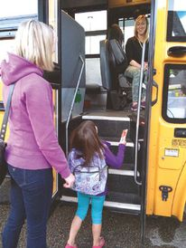 Park students are gearing up to head back to school on Monday. File photo.