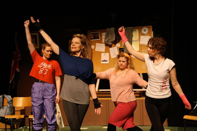 The Horizon Players typically put on two productions each year. The community theatre group is holding auditions this weekend for Twelve Angry Jurors. - File photo