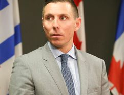 PC Leader Patrick Brown (VERONICA HENRI, Toronto Sun)