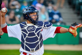The Goldeyes lost to the Saints. (HANDOUT PHOTO)