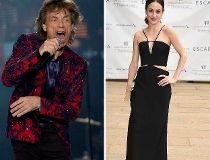 Mick Jagger and Melanie Hamrick 7