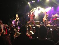 Honeymoon Suite performing at the Great Canadian Kayak Challenge and Festival Saturday night.