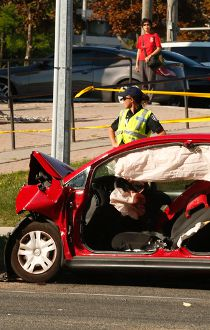 Son dead, parents seriously injured in crash with TTC bus_1