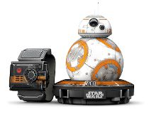 Star Wars Force Band and BB-8.
