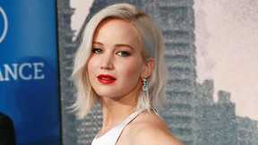 Jennifer Lawrence is officially a Dior girl again after stunning shots of her new campaign for the fashion brand were released on Friday. (WENN.com)