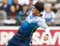 Vancouver Whitecaps player Christian Bolanos. GETTY IMAGES