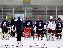 The Cochrane Generals started their camp, Sept. 3-4, attended by 27 players but expect more for their three exhibition games this week. Two of those are on home ice, Sept. 9-10.