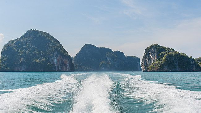 Krabi, Thailand, is pictured in this file photo. (luvvstudio/Getty Images)