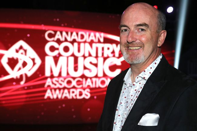 Don Green, Canadian Country Music Association president. (Mike Hensen/The London Free Press)