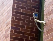 Security cameras. Getty Images