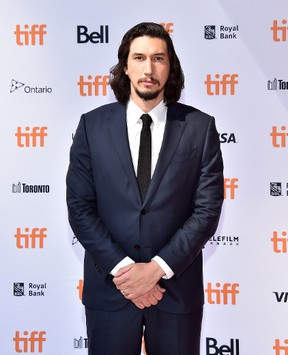"""Actor Adam Driver attends the """"Paterson"""" premiere during the 2016 Toronto International Film Festival at Ryerson Theatre on September 12, 2016 in Toronto. (Mike Windle/Getty Images)"""