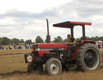 Plowing, at the International Plowing Match in Essa Twp., Ont. on Wednesday September 17, 2014. (Postmedia Network files)