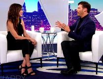 Sandra Bullock was the first guest on Harry Connick, Jr.'s new chat show 'Harry'. (YouTube screenshot)