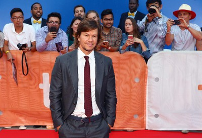 Mark Wahlberg on the red carpet for Deepwater Horizon during the Toronto International Film Festival in Toronto on Tuesday September 13, 2016. (Dave Abel/Postmedia Network)