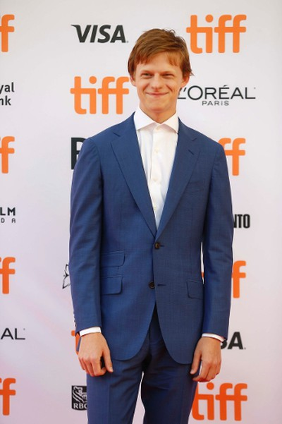 Lucas Hedges arrives at the premiere of Manchester by the Sea during the Toronto International Film Festival 2016 in Toronto on Tuesday September 13, 2016. (Jack Boland/Postmedia Network)
