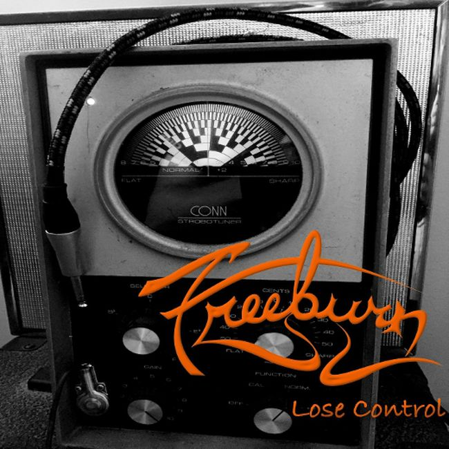Freeburn will  be playing the Old Bar on Sept. 24 from 9 p.m. – 2 a.m. The show is part of several upcoming ones after releasing their second full-length album, 'Lose Control,' online on Sept. 1. - Photo submitted