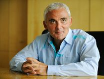 In this Sept. 9, 2008 file photo, multi-millionaire Frank Giustra talks about his teaming up with then-president Bill Clinton to sponsor a $100 million initiative to fund sustainable development in Latin America. (Ian Smith/Vancouver Sun/Postmedia Network)