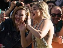 chloe grace moretz red carpet