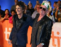 Ronnie Wood and Keith Richards on the red carpet for movie The Rolling Stones Ole Ole Ole!: A Trip Across Latin America during the Toronto International Film Festival in Toronto on Friday September 16, 2016. Dave Abel/Toronto Sun/Postmedia Network