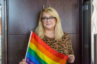 Pride event brings LGBTQ community together | Hinton ...