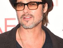 Actor Brad Pitt attends the 15th Annual AFI Awards at Four Seasons Hotel Los Angeles at Beverly Hills on Jan. 9, 2015, in Beverly Hills, Calif. (Jason Merritt/Getty Images)
