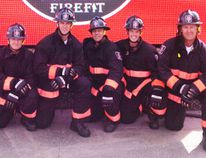 The Bruce Power FireFit team captured Silver in the Industrial category at the FireFit Canadian National finals in Spruce Meadows, Alta. Sept.17.18.