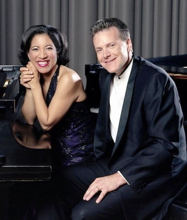 Duo Turgeon join Sault Symphony Orchestra for an Oct. 1 performance.