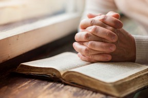 The mystery of prayer isn't as complex as it seems. Getty Images