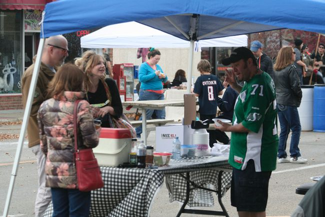 The 2016 Alberta Culture and Heritage Days in Leduc will again feature the annual Chili Cookoff on October 1. File photo