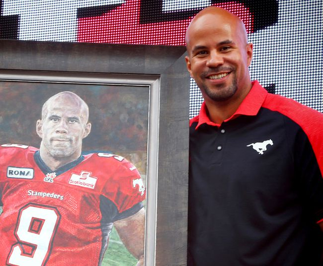 The special guest host of the Great Cochrane Outhouse Race, Sept. 24, has been revealed to be Stamps great Jon Cornish.