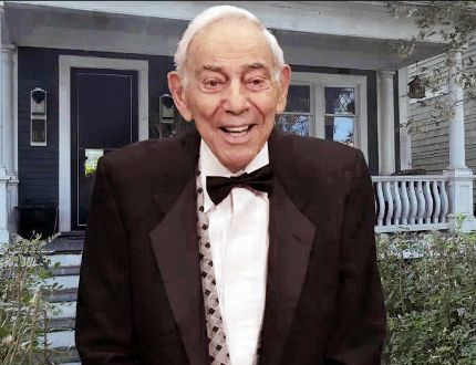 This undated image made from video released by HGB Entertainment Ltd shows horror filmmaker Herschell Gordon Lewis. (HGB Entertainment Ltd via AP)