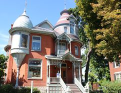 Lawrence House. (File photo)